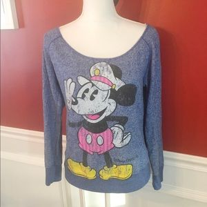 Disney Cruise Line Mickey Sweatshirt
